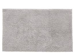 Silver Bath Rugs Laza 100 Cotton Bath Mat Mustard Made Com