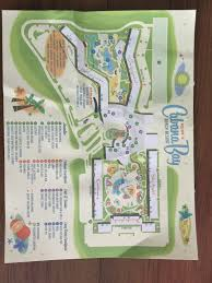 Universal Studio Orlando Map by Review Of The Cabana Bay Beach Resort At Universal Studios Orlando