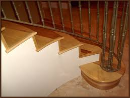 hickory stair treads home special hickory stair treads