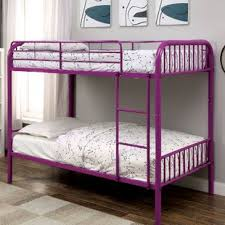 Purple Bunk Beds Purple Bunk Loft Beds You Ll Wayfair