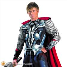 thor costume marvel thor costumes for men spookers
