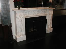 Vintage Fireplace Mantels Vintage Fireplace Mantel Classic Top Fireplaces Vintage