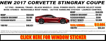 kerbeck corvette jersey corvette by kerbeck 2018 corvette for sale 1 largest corvette