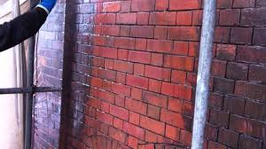 chemical brick cleaning youtube