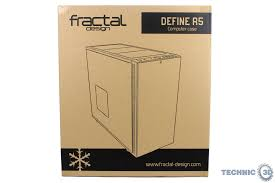 design gehã use fractal design define r5 gehäuse im test review technic3d