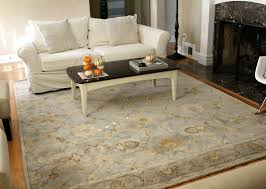 Best Area Rugs For Laminate Floors Living Room Blue Sky Fabric Upholstery Sofa And Dark Brown Small