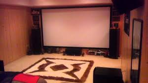 the rafcave home theater tour 1 youtube