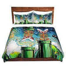 Mario Bros Bed Set Mario Bed Sheets Brenpalms Co