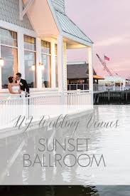 jersey shore wedding venues sunset ballroom point pleasant nj