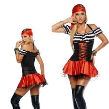 zorro woman halloween costume compare prices on female pirate fancy dress costumes online