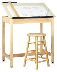 Drafting Table L Diversified Woodcrafts Drawing Table Blick Materials