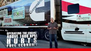 Fuel Truck Driver Rpm U0026 Fuel Economy Driver Training For On Highway Heavy Duty