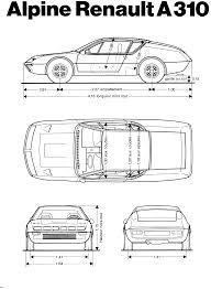 renault alpine a310 evangelion renault alpine a310 smcars net car blueprints forum