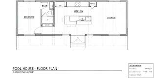 pool home plans small pool house plans pool house plans ideas with outdoor kitchen