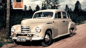 opel kapitan u00271951 u201353 youtube
