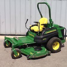 diesel john deere zero turn mower riding lawnmowers ebay