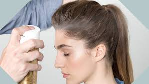 hair bump how to give your ponytail the bump