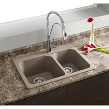 overmount sink on granite 44 best overmount sinks images on pinterest kitchen ideas kitchen