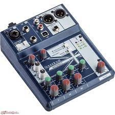 Best Small Mixing Desk Soundcraft Studio Recording Analog Live Studio Mixers Ebay