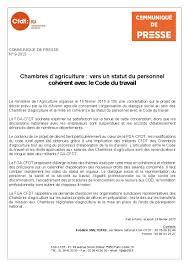 statut chambre d agriculture apca rp le des représentants du personnel cfdt de l assemblée