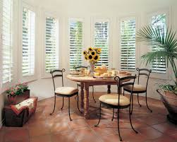 hunterdouglas heritance hardwood shutters with standard hinged