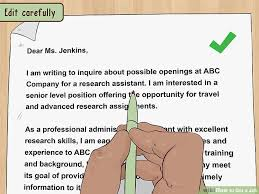 How To Prepare Resume For Job Fair by How To Get A Job With Pictures Wikihow