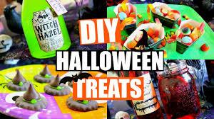 diy halloween party snacks drinks gift bags kaylee beth
