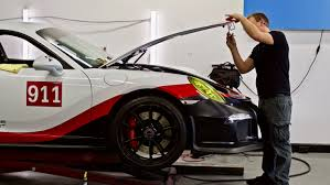 porsche vinyl porsche gt3 gets rsr look with vinyl graphics concours auto salon