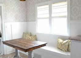 breakfast nook table with bench quickly breakfast nook seating kitchen black table with bench ideas