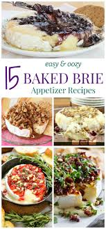 15 easy and oozy baked brie appetizer recipes no is