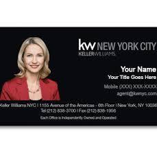 Keller Williams Business Cards Keller Williams Tribeca Photo Business Cards U2013 Printsmart Co