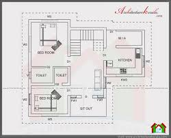 house plan in less than 3 cents kerala home design and floor plans
