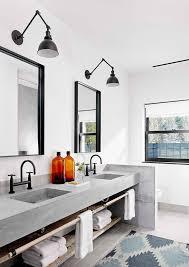 Industrial Bathroom Vanity Lighting Best 25 Modern Bathroom Lighting Ideas On Pinterest Modern