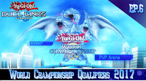 yu gi oh duel links world championship qualifiers 2017
