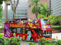 San Francisco Hop On Hop Off Map by Singapore City Sightseeing Unlimited 24 48 Hours Hop On Hop Off