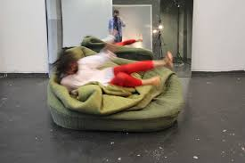 warmdesign moody nest is a cuddly wrap up sofa perfect for hibernation 6sqft
