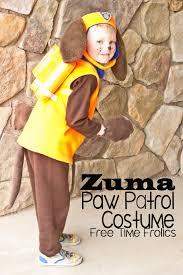 costumi carnevale della paw patrol fai da te blogmamma