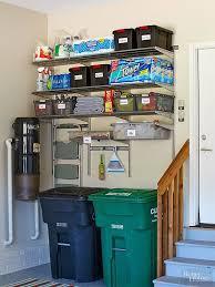 organization bins 20 fab garage organization ideas and makeovers the happy housie