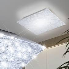 luminaire plafond chambre plafonnier applique led luminaire plafond mural verre éclairage