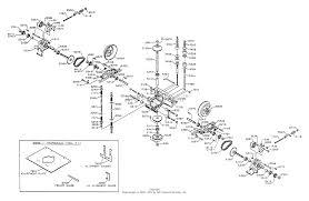 dixon transaxle diagram image information