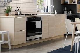 cabinets for built in appliances sektion system ikea