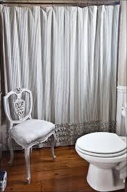 Black Ruffle Shower Curtain Bathrooms Fabulous Farmhouse Chic Shower Curtain Farmhouse Sink