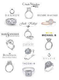 best wedding rings brands best engagement rings brands 8581