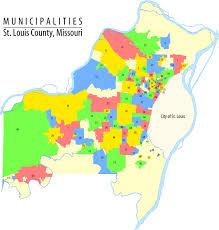 stl metro map municipality link list municipal league of metro st louis