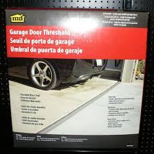 Exterior Door Seals Thresholds by M D Building Products 50101 20 Feet Double Door Garage Door