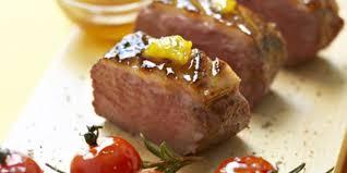 comment cuisiner le magret de canard a la poele magret de canard aux pêches fraîches facile recette sur cuisine