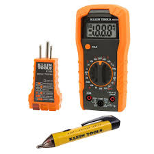 klein tools electrical test kit 69149 the home depot