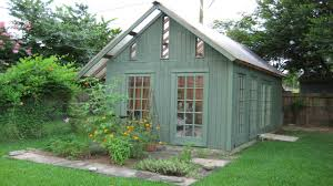 garden sheds with greenhouse interior design