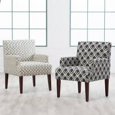 Patterned Accent Chair Amazing Accent Chairs Dramatic Fabric Accent Chairs With Ottoman