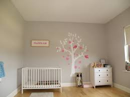 Dulux Natural White Bedroom Girls Room Babycribz